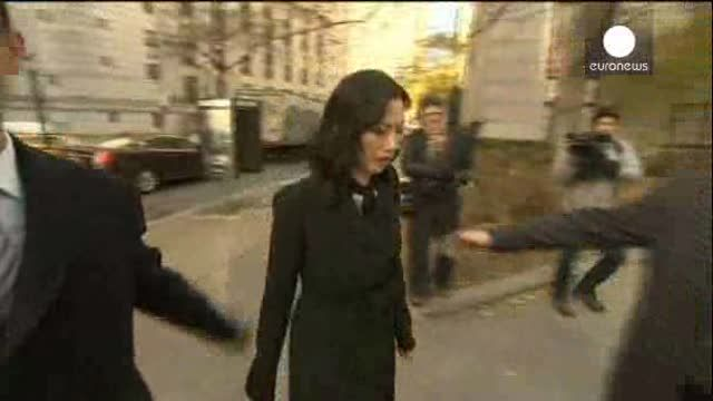 News video: Murdoch, tercer divorcio a los 82 años