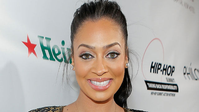 News video: La La Anthony Shares Love Advice